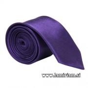 Moška kravata vijolična K100