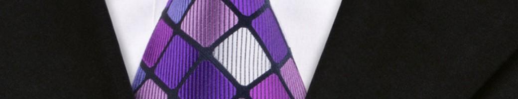 Moške kravate z vzorcem