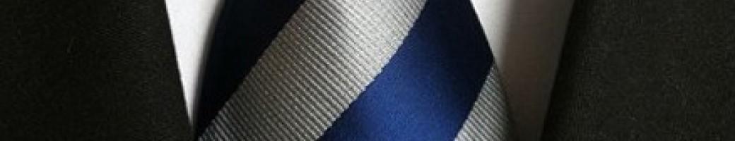Poslovne moške kravate
